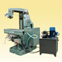 XY6025 Hydraulic Milling Machine